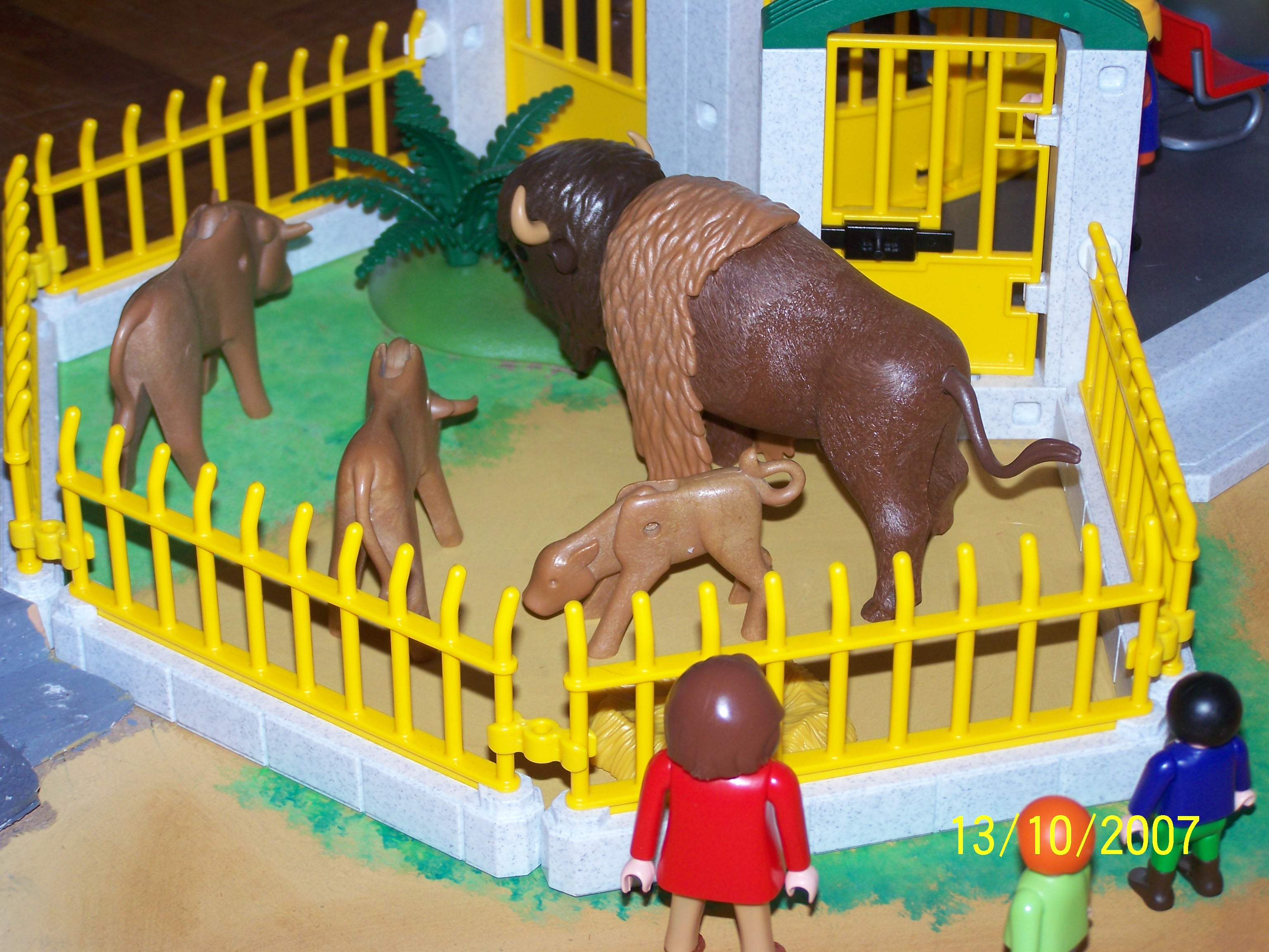 le zoo playmobil zoo playmobil. Black Bedroom Furniture Sets. Home Design Ideas